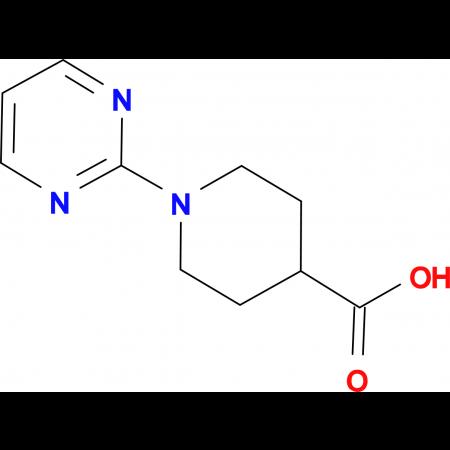 1-Pyrimidin-2-yl-piperidine-4-carboxylic acid