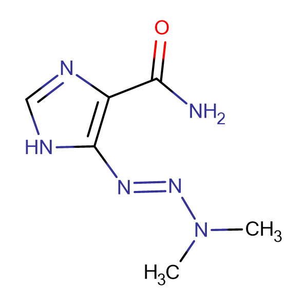 4-(Dimethyltriazeno)imidazole-5-carboxamide