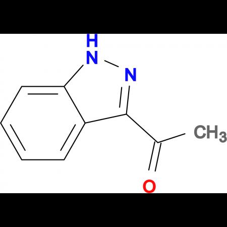 3-Acetylindazole