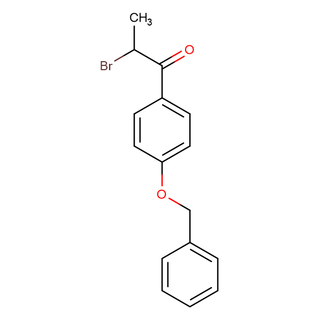 4'-Benzyloxy-2-bromopropiophenone