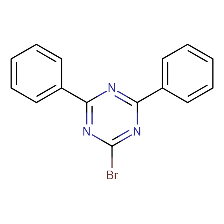 2-Bromo-4,6-diphenyl-[1,3,5]triazine