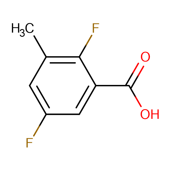 2,5-Difluoro-3-methylbenzoic acid