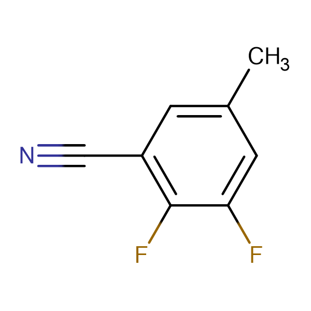 2,3-Difluoro-5-methylbenzonitrile