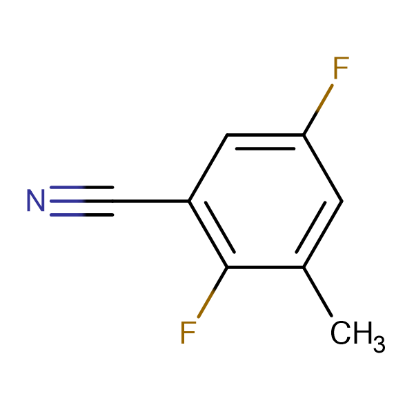 2,5-Difluoro-3-methylbenzonitile