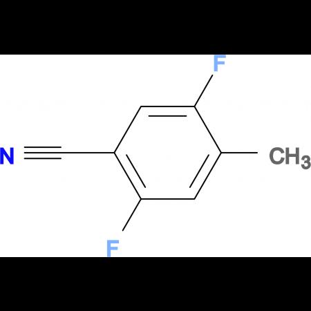2,5-Difluoro-4-methylbenzonitrile