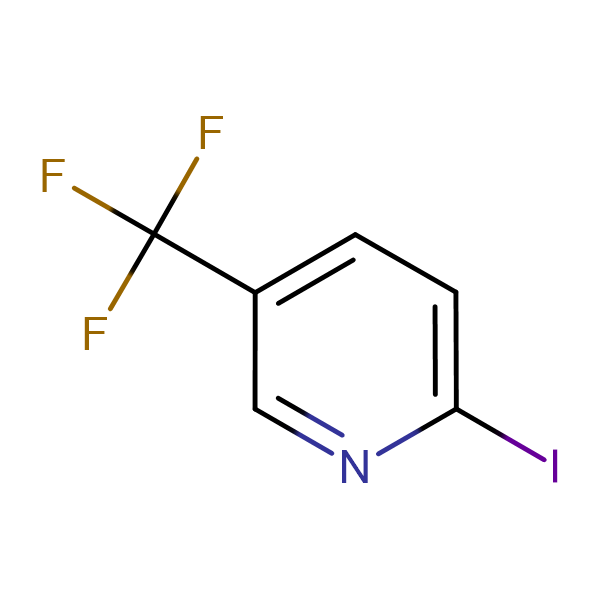 2-Iodo-5-(trifluoromethyl)pyridine
