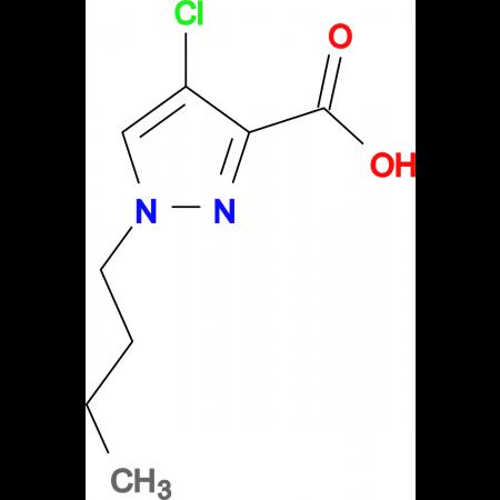 1-Butyl-4-chloro-1H-pyrazole-3-carboxylic acid