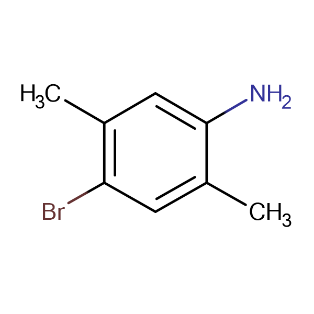 4-Bromo-2,5-dimethylaniline