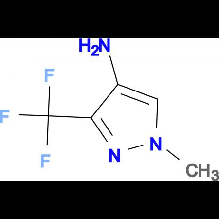 1-Methyl-3-trifluoromethyl-1H-pyrazol-4-ylamine
