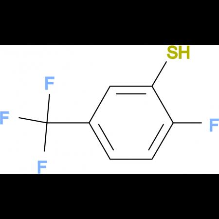 2-Fluoro-5-trifluoromethylbenzenethiol