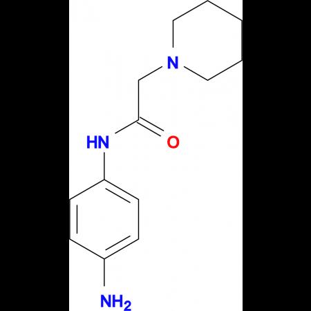 N-(4-Aminophenyl)-2-(1-piperidinyl)acetamide
