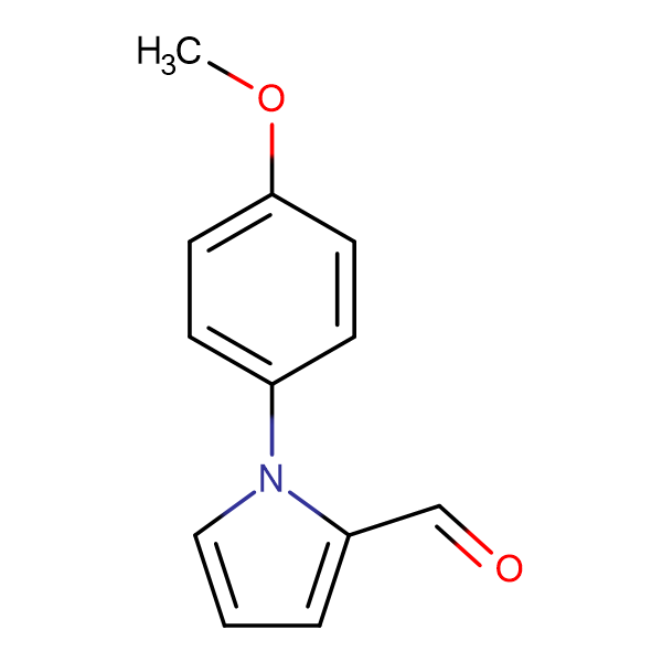1-(4-Methoxyphenyl)-1H-pyrrole-2-carbaldehyde