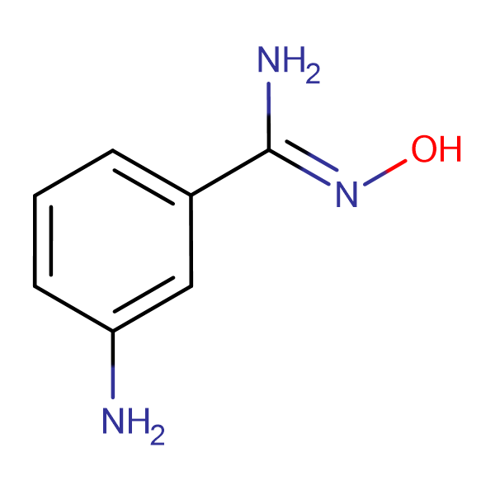 3-Amino-benzamide oxime