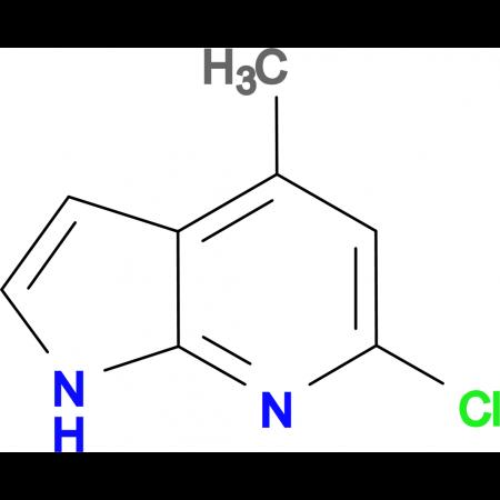6-Chloro-4-methyl-1H-pyrrolo[3,2-b]pyridine