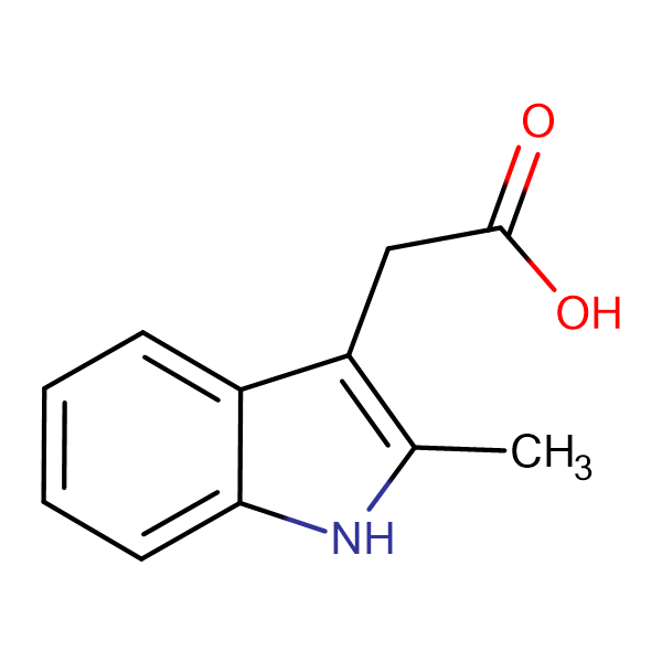 2-Methylindole-3-acetic acid