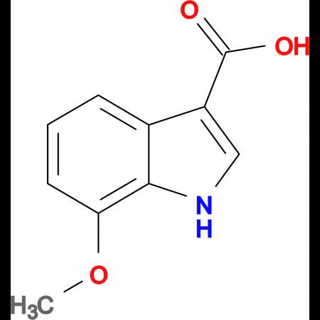 7-Methoxy-1H-indole-3-carboxylic acid