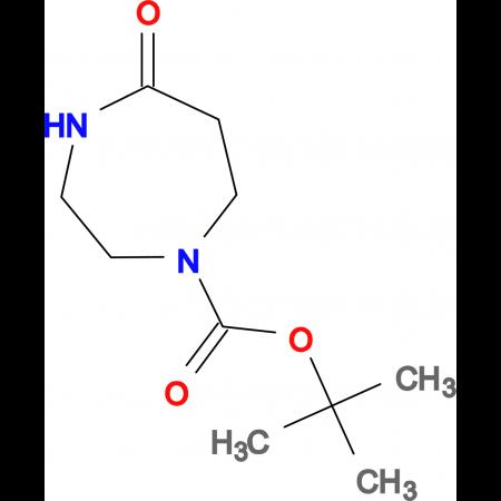 5-Oxo-[1,4]diazepane-1-carboxylic acid tert-butylester
