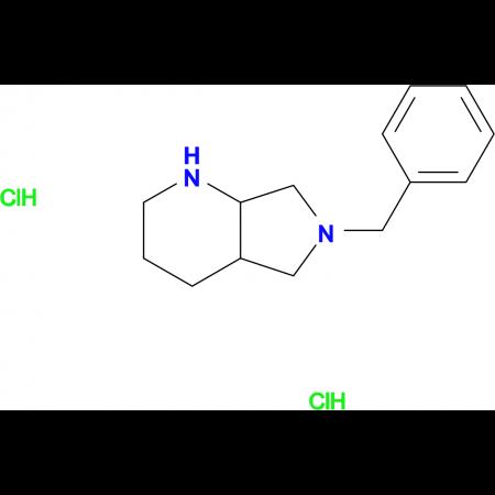 6-Benzyl-octahydro-pyrrolo[3,4-b]pyridine dihydrochloride