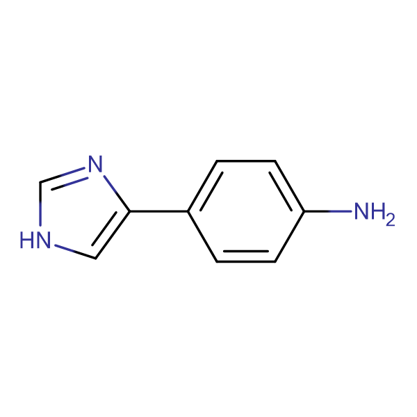 4-(1H-Imidazol-4-yl)aniline