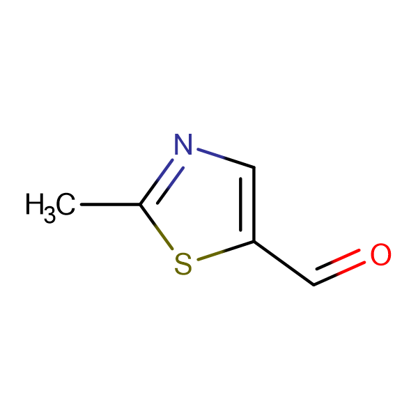 2-Methyl-1,3-thiazole-5-carbaldehyde