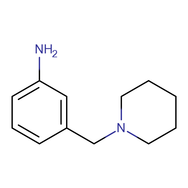 3-(Piperidin-1-ylmethyl)aniline