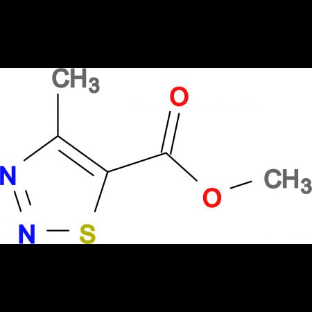Methyl 4-methyl-1,2,3-thiadiazole-5-carboxylate