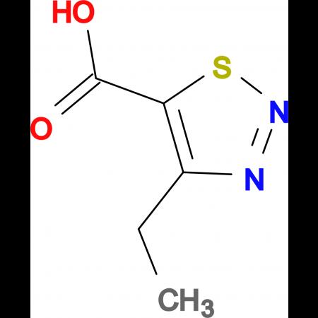 4-Ethyl-1,2,3-thiadiazole-5-carboxylic acid