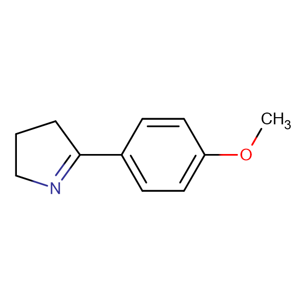 5-(4-Methoxy-phenyl)-3,4-dihydro-2H-pyrrole