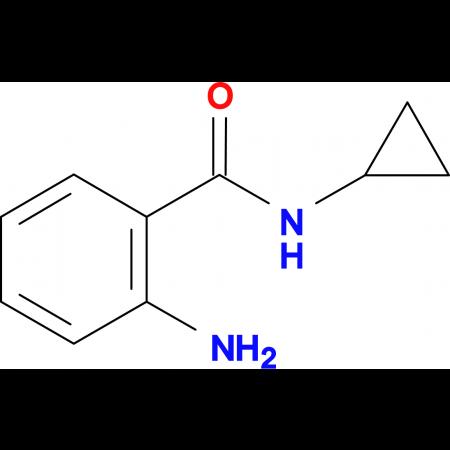 2-Amino-N-cyclopropylbenzamide