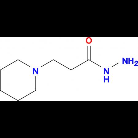 3-(Piperidin-1-yl)propane hydrazide