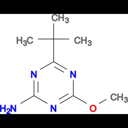 2-Amino-4-tert-butyl-6-methoxy-1,3,5-triazine