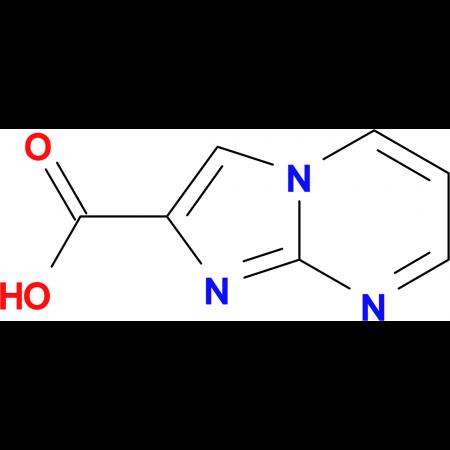 Imidazo(1,2-a)pyrimidine-2-carboxylic acid