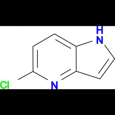 5-Chloro-1H-pyrrolo[3,2-b]pyridine