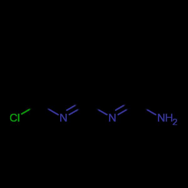 2-Amino-7-chloro-1,8-naphthyridine