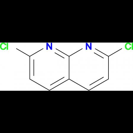 2,7-Dichloro-1,8-naphthyridine
