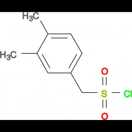 3,4-Dimethylbenzylsulfonyl chloride