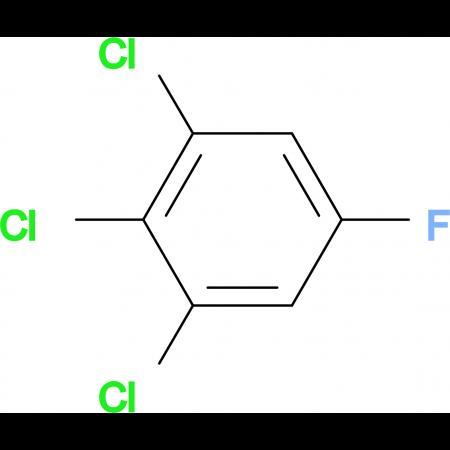 1-Fluoro-3,4,5-trichlorobenzene