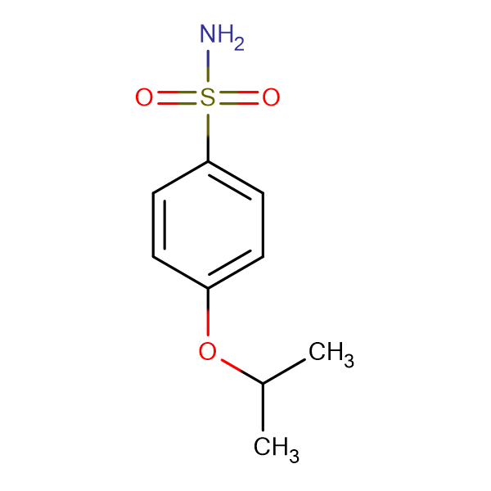 4-Isopropoxybenzenesulfonamide