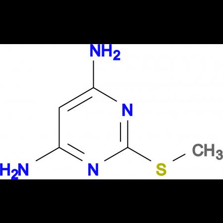 4,6-Diamino-2-methylmercaptopyrimidine