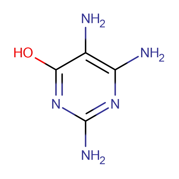 6-Hydroxy-2,4,5-triaminopyrimidine