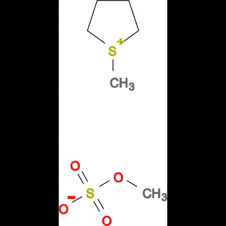 Tetrahydro-1-methylthiophenium methyl sulfate
