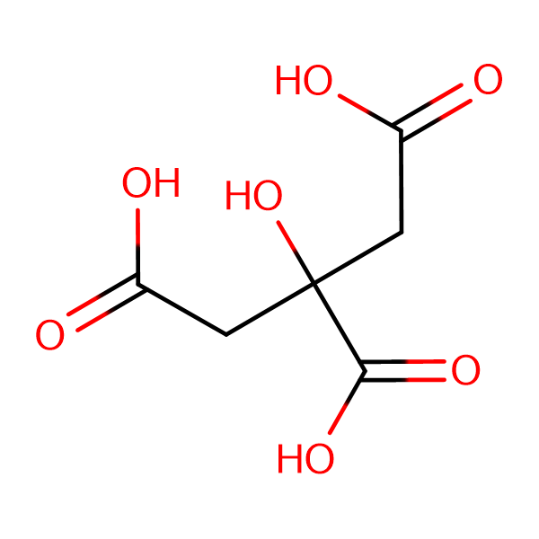 Citric Acid, anhydrous
