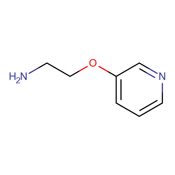 3-(2-Aminoethoxy)pyridine