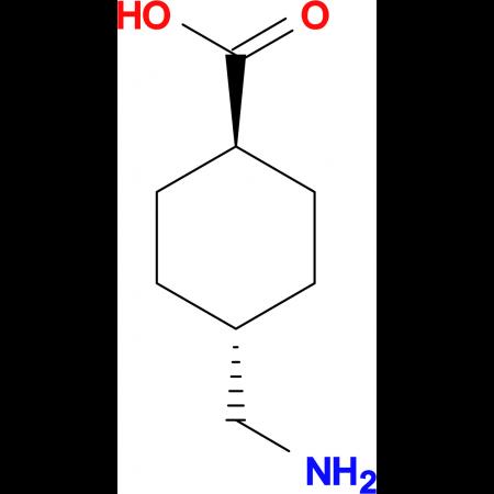 trans-4-(Aminomethyl)cyclohexanecarboxylic acid