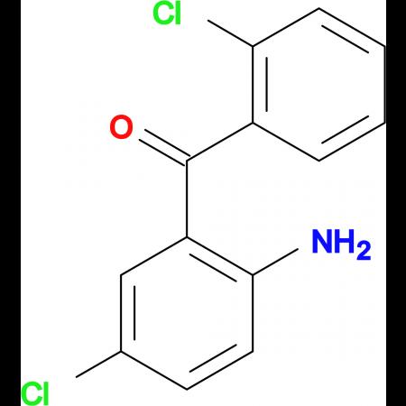 2-Amino-2',5-dichlorobenzophenone