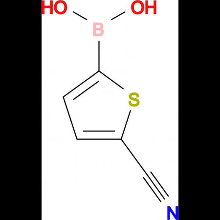 5-Cyanothiophene-2-boronic acid