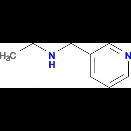 N-(Pyridin-3-ylmethyl)ethanamine