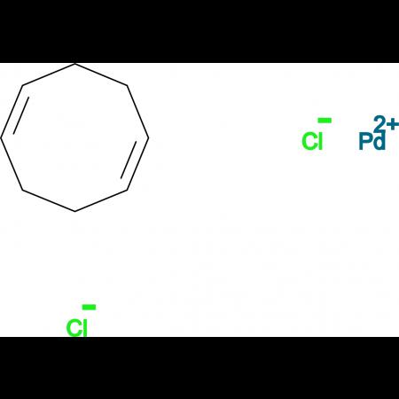 Dichloro(1,5-cycloocatadiene)palladium(II)