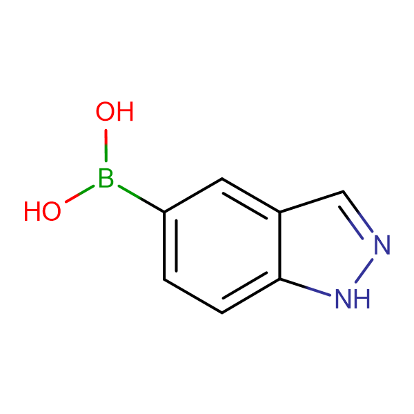 1H-Indazole-5-boronic acid
