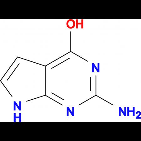 2-Amino-7H-pyrrolo[2,3-d]pyrimidin-4-ol